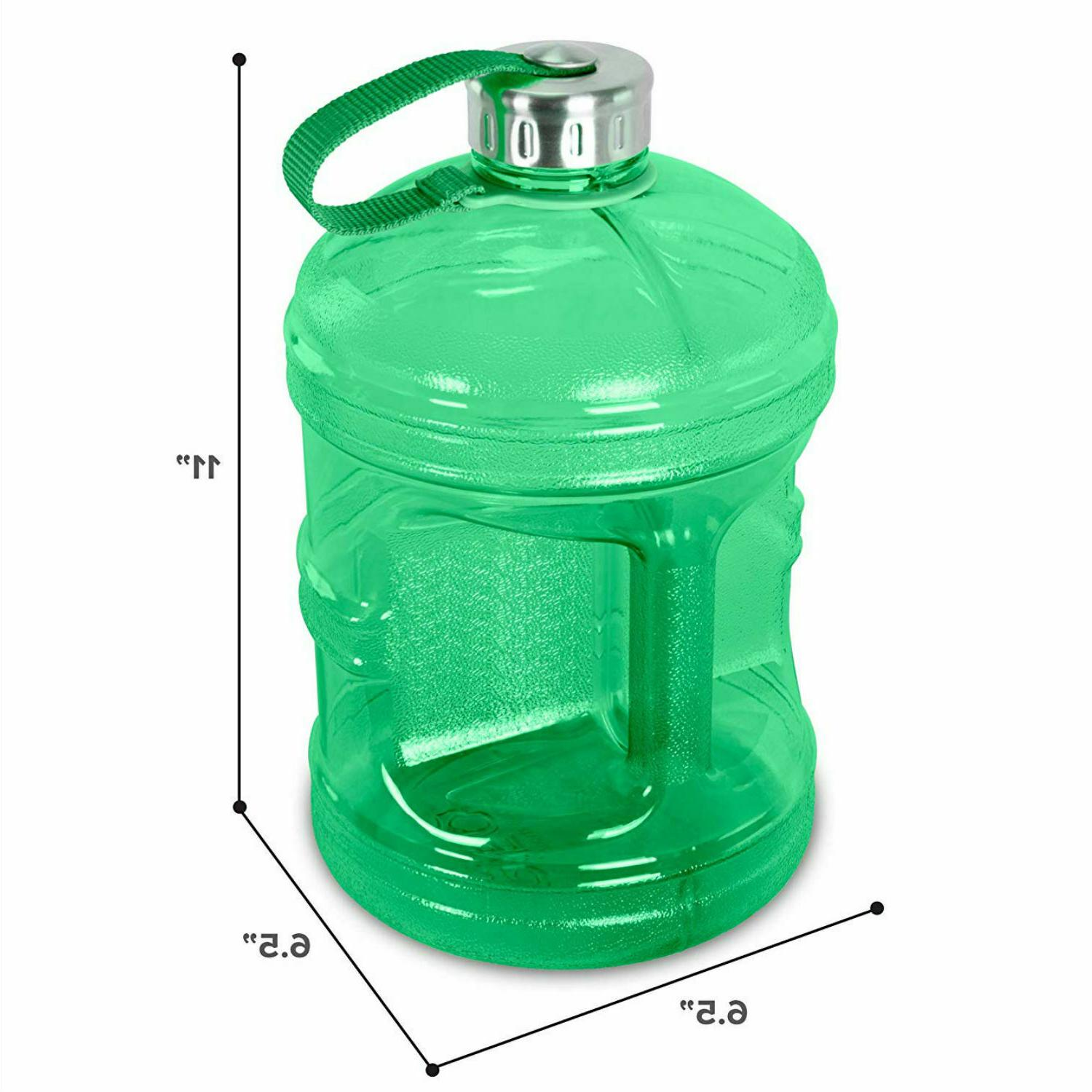 1-Gallon Jug BPA Steel
