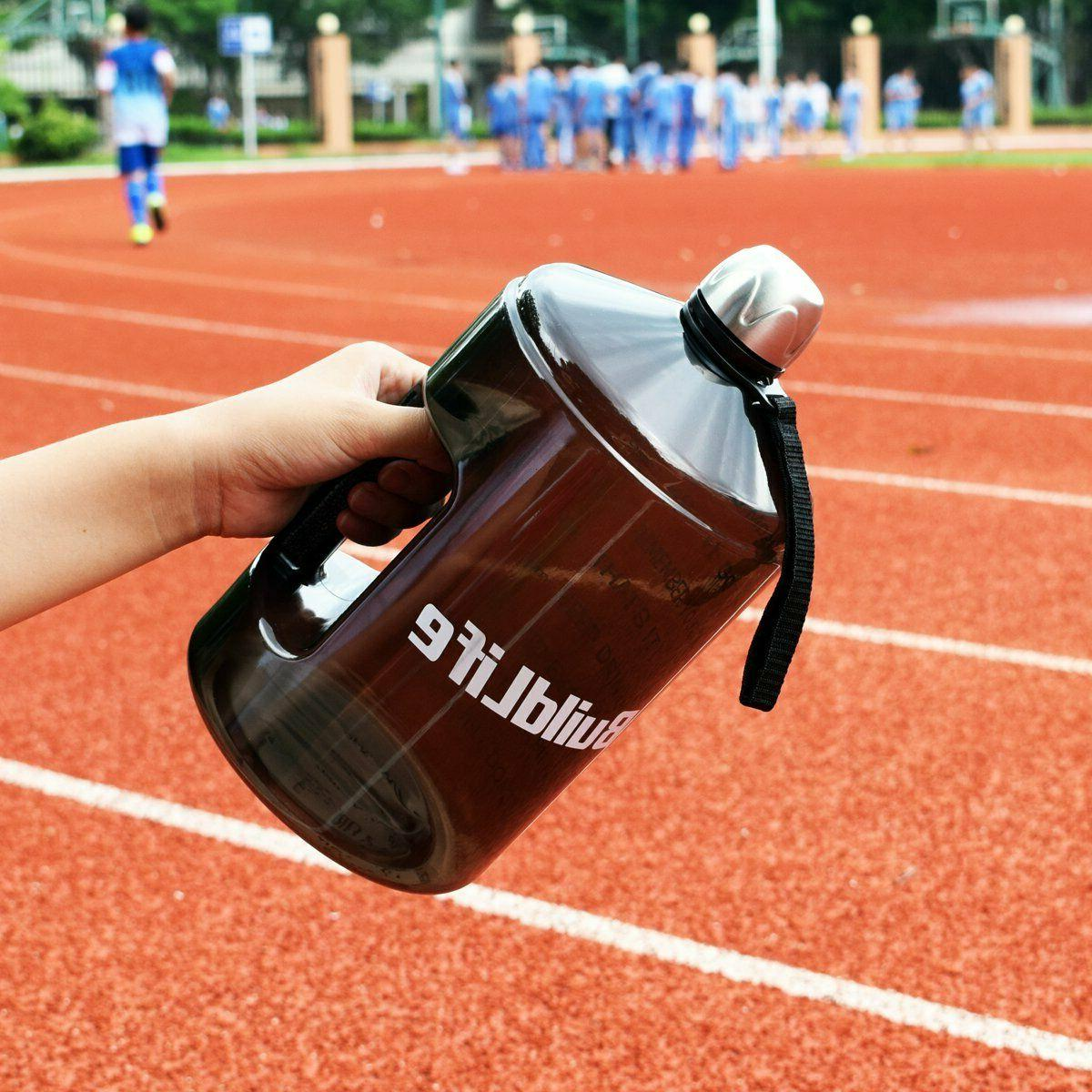 BuildLife Gallon Bottle with Marker