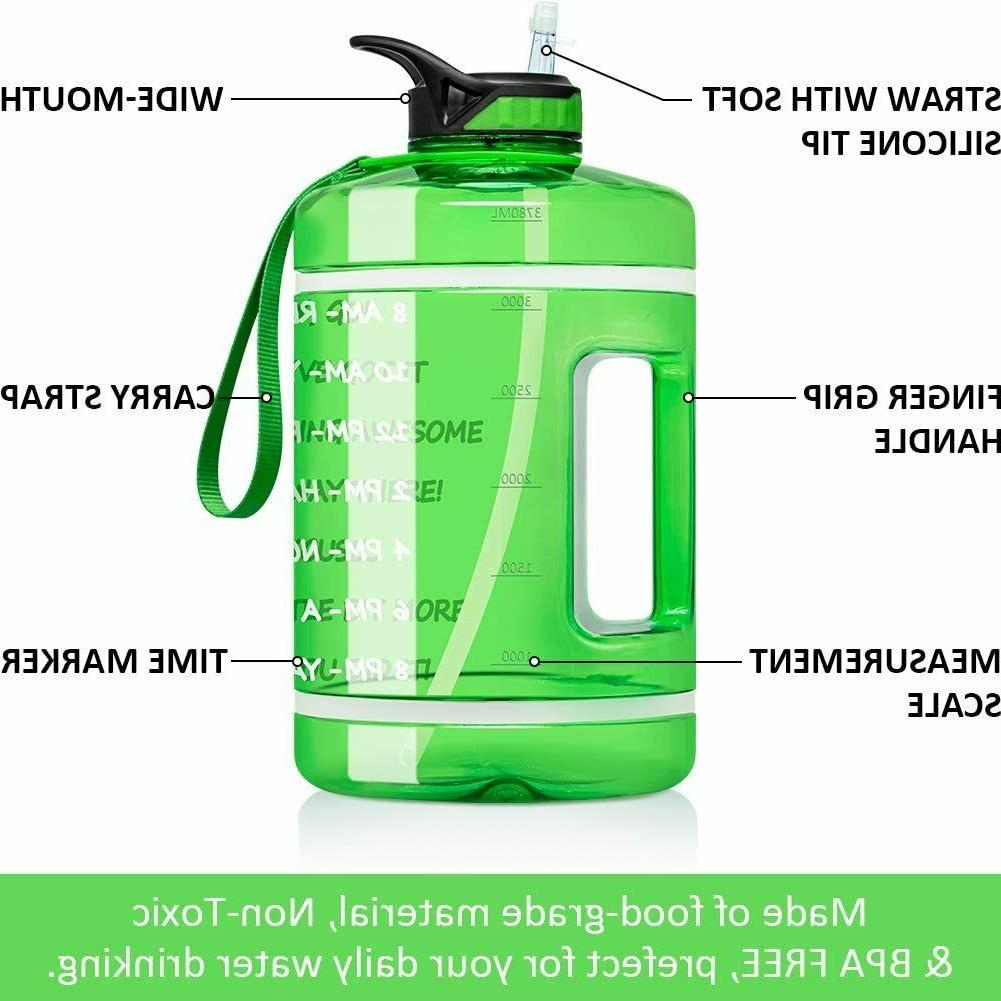 1 Water with Time Straw 128 BPA Free