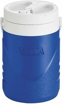 Coleman 1-gallon water jug, Ice Chest Insulated Thermos Trav