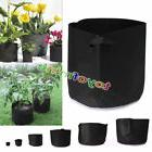 10 pack fabric grow pots breathable plant