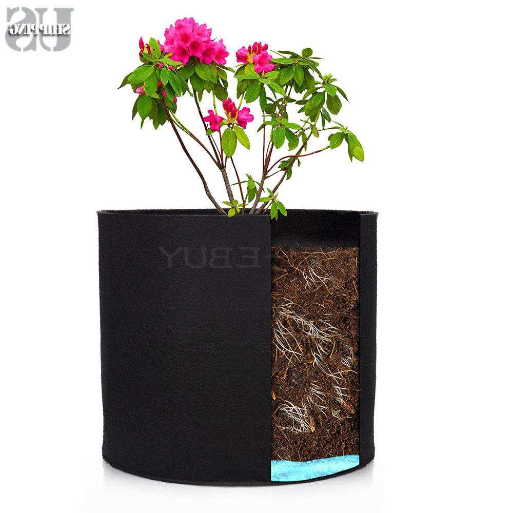 10-Pack Plant Pots Grow 1 7