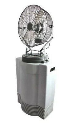 "18"" MISTING FAN - Cooler Mounted - 3400 CFM - 120 Volts - 1/"