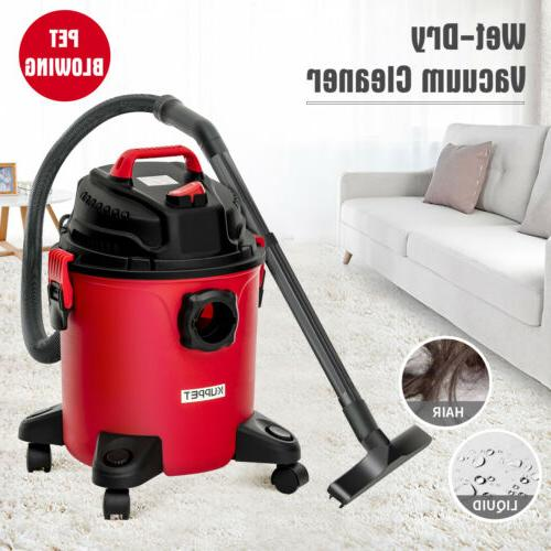 5.3 Gallon 3-in-1 Portable Wet Dry Vacuum Cleaner Vac Shop 3