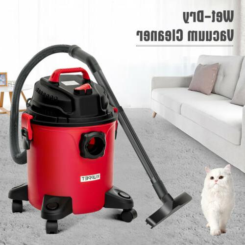 5.3 Wet Dry Vacuum Cleaner Vac Shop 3.5 Peak with