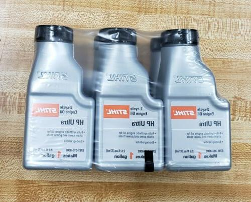 6 hp ultra synthetic 50 1 oil