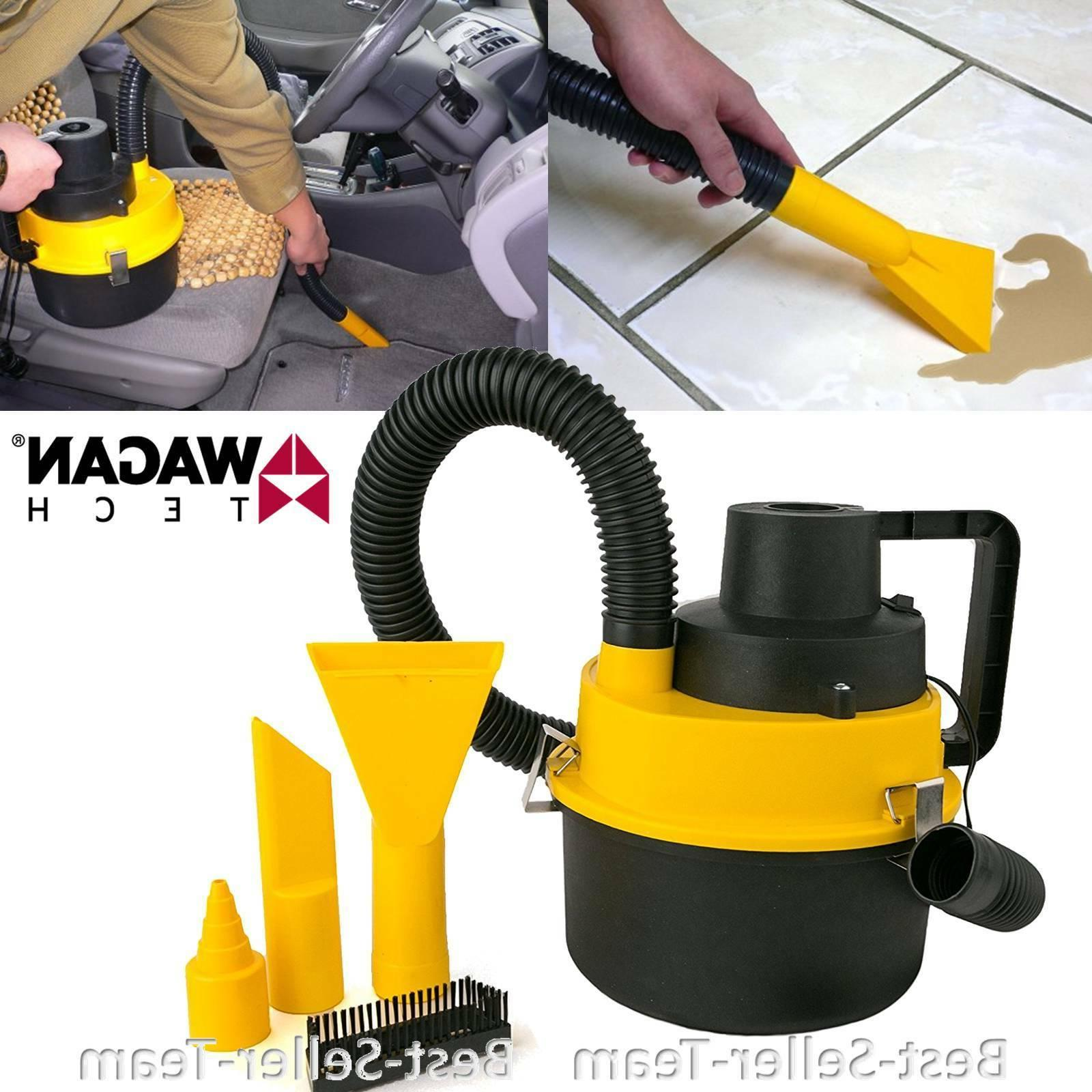 Wagan 750 Wet and Dry UltraVac with Air Inflator