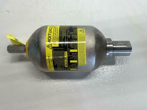Accumulators 1-Gallon, 5000 PSI, 316 Stainless, A151003SS