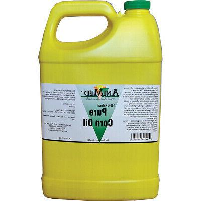 New Animed Pure Corn Oil Supplement For Horses 1 Gallon 6942