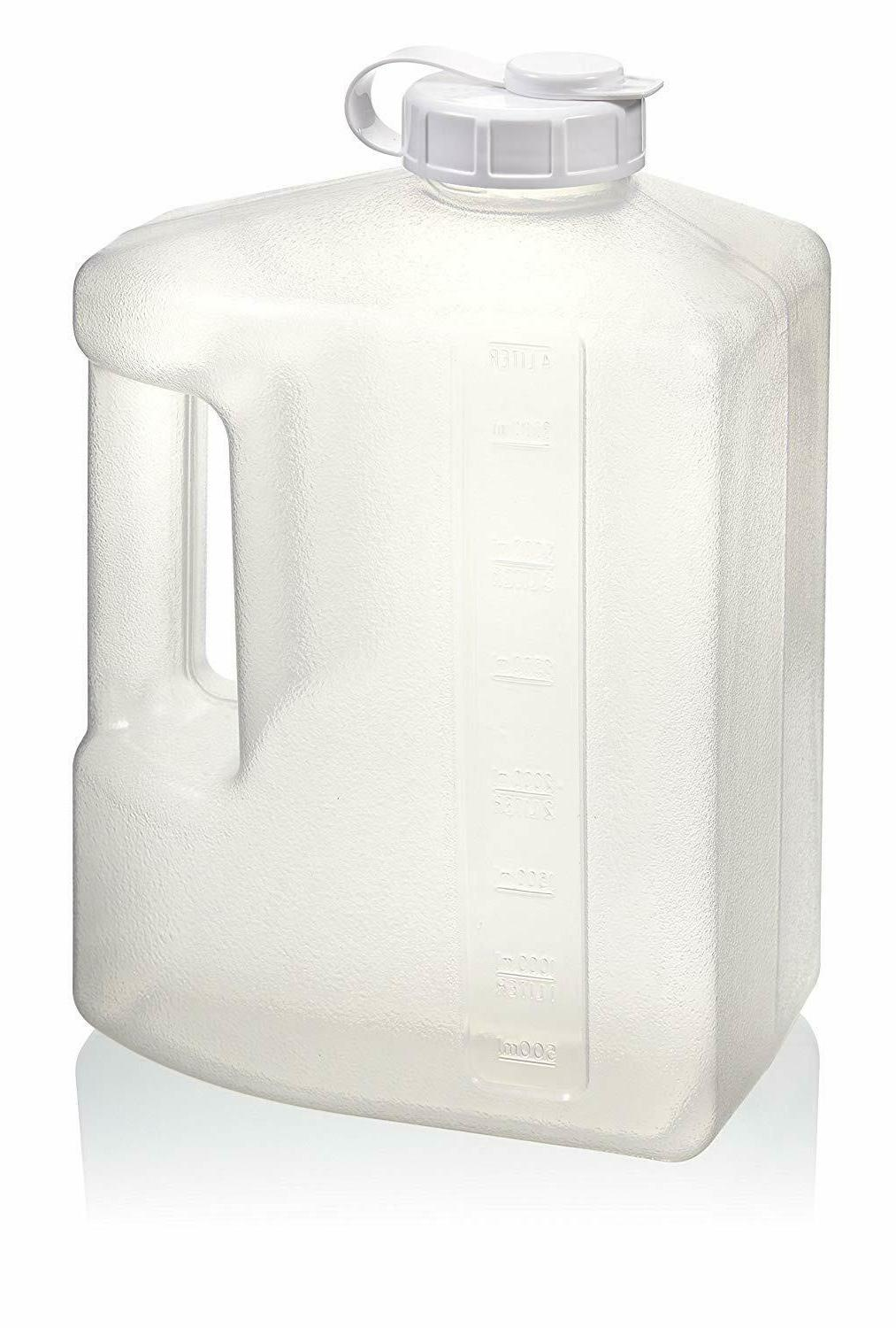 Arrow Home Products 1 Gallon Refrigerator Clear