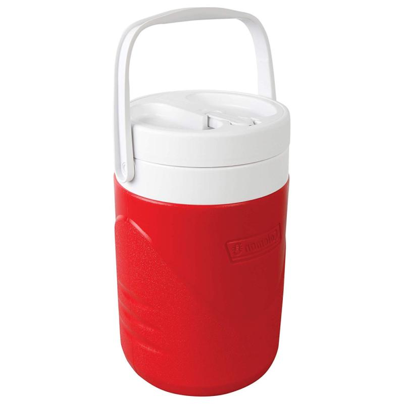 Beverage Faucet Drink Thermos Red