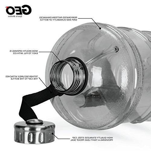Geo GEO 1 Reusable Bottle w/48mm