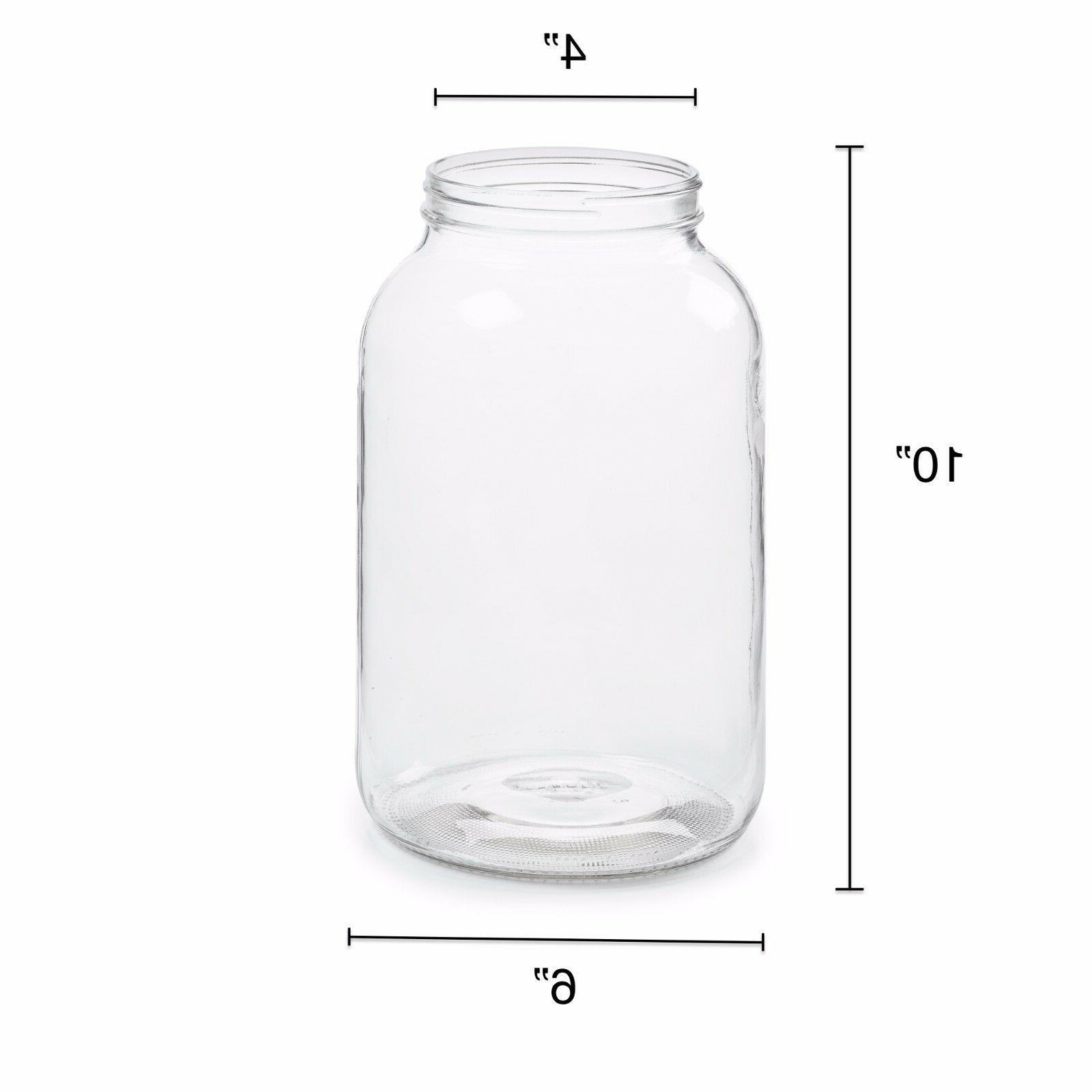 1 Gallon w/ Lid - Dishwasher