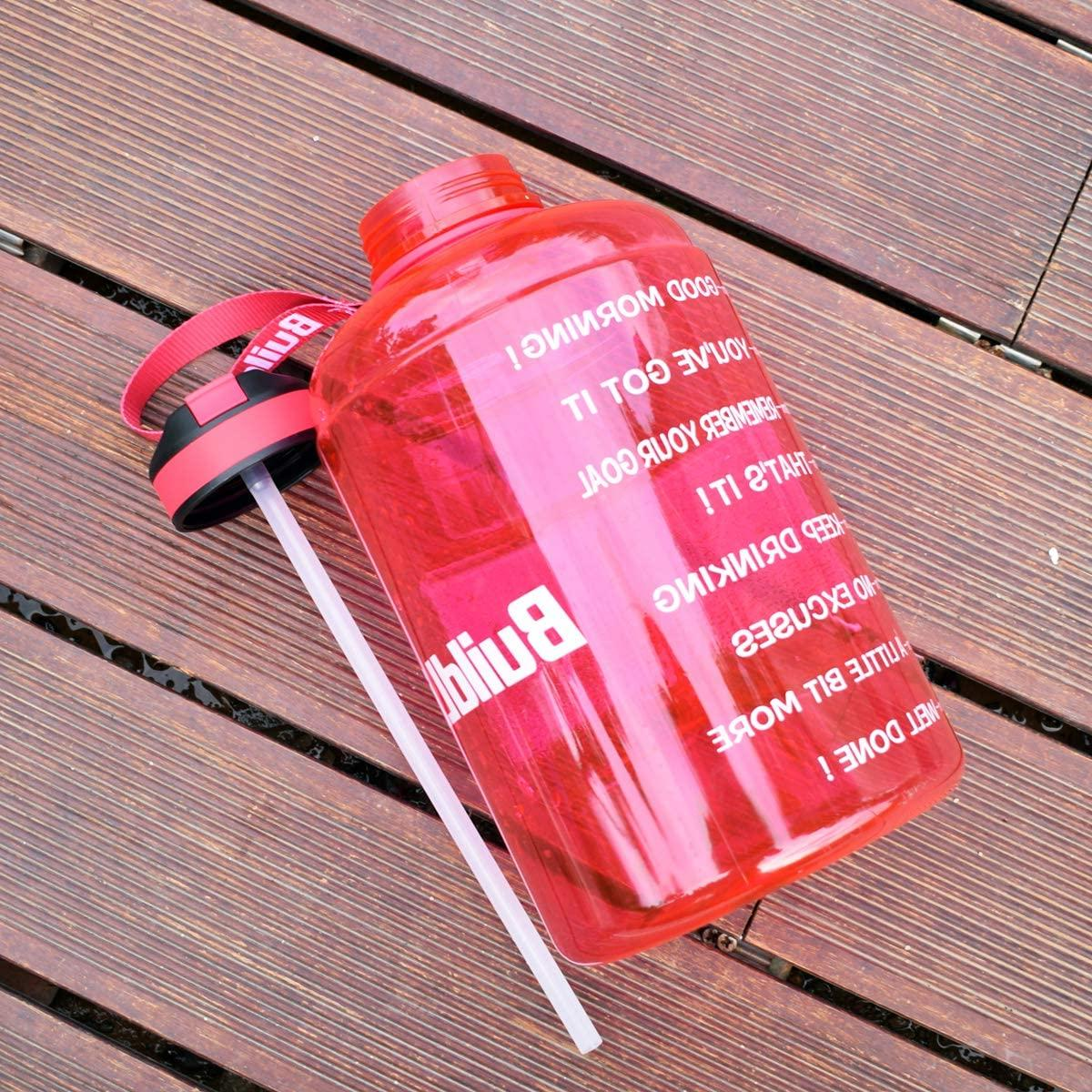 Gym Sports Gallon Motivational with