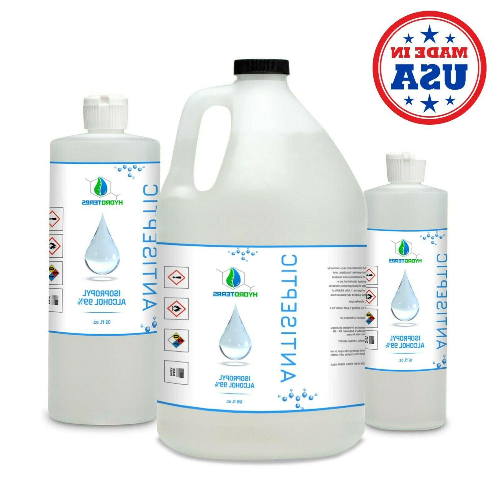 Isopropyl Alcohol Gallon For Disinfecting Alcohol