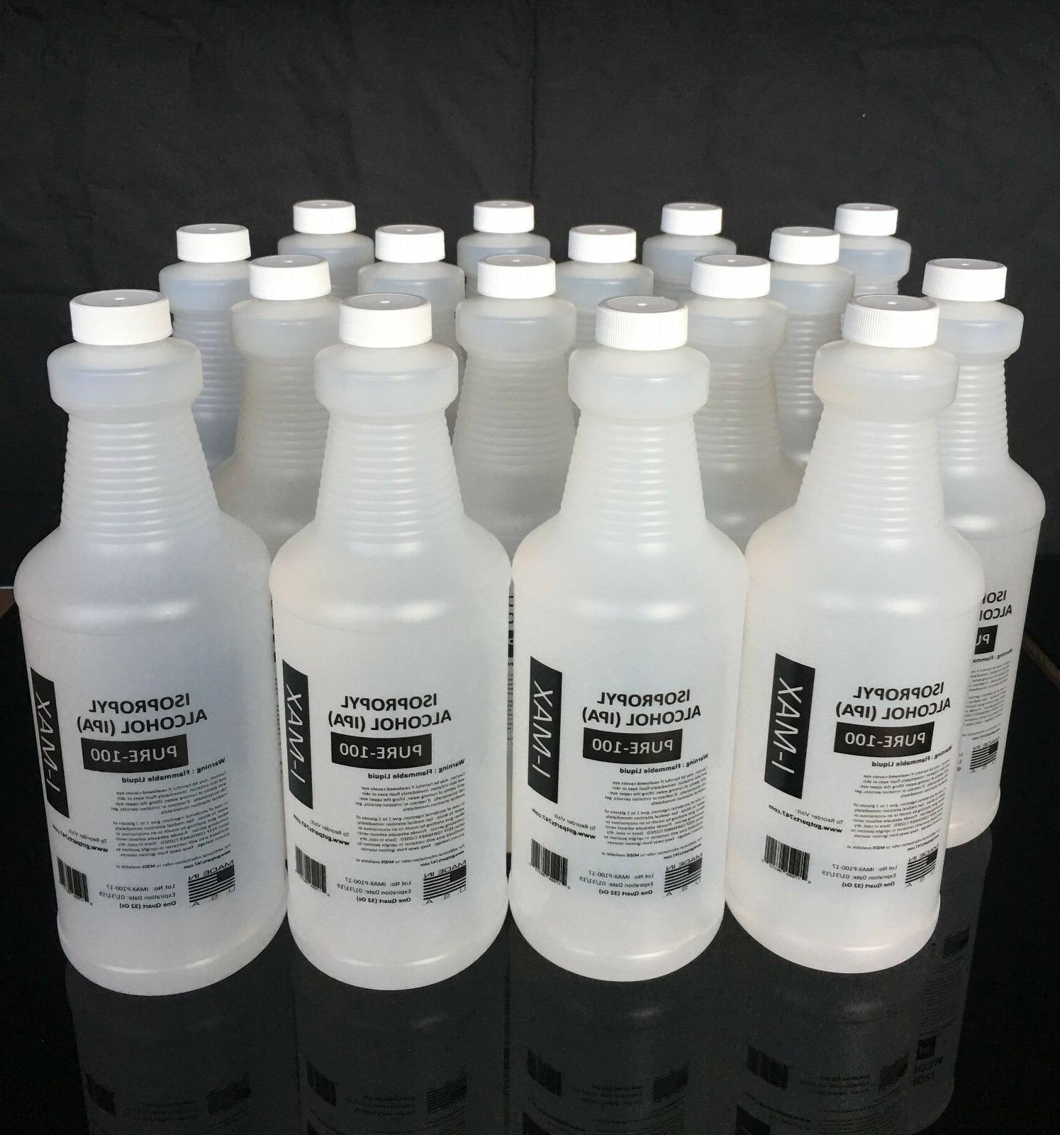 ISOPROPYL PURE100, 1 1 2 GALLONS, 4 5