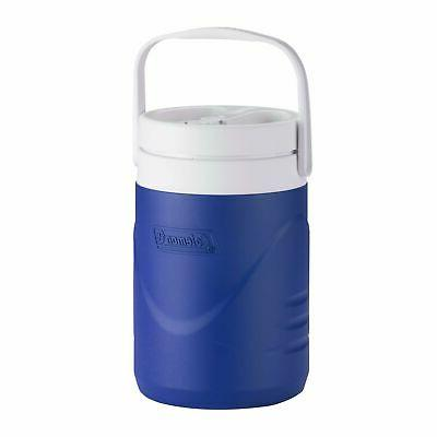 Jug Water Ice Chest Faucet Insulated Red Blue Gallon US