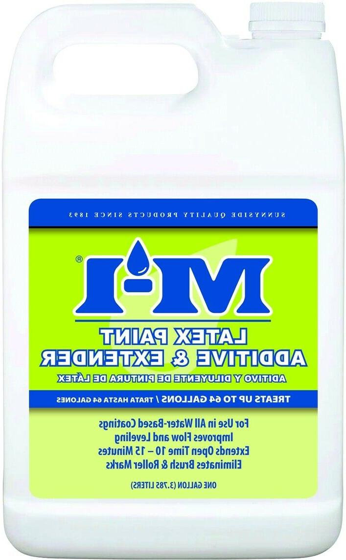 m 1 latex paint additive and extender