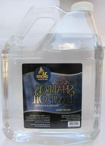 miztavh shabbos lamp oil