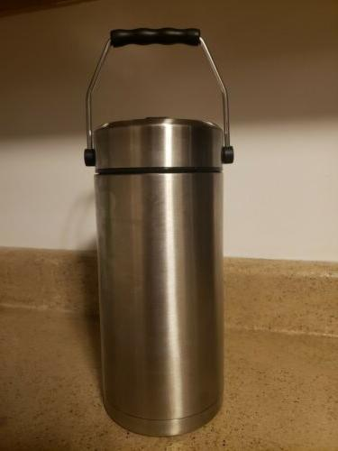 new 1 2 gallon vacuum insulated stainless