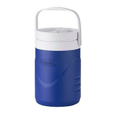 New Coleman 1 Gallon Beverage Cooler - Blue