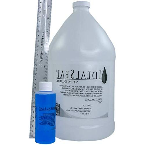 one bottle sealing solution concentrate