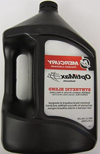optimax dfi 2 cycle outboard