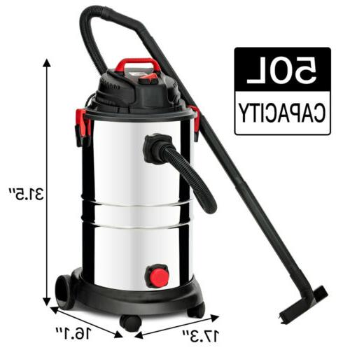 Portable Wet Dry Vac Stainless