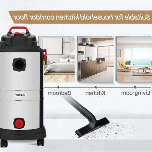 Wet Dry Vac Stainless Steel