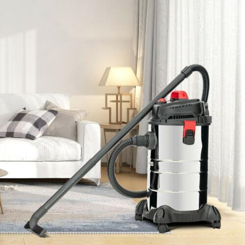 Portable Wet Vac Stainless