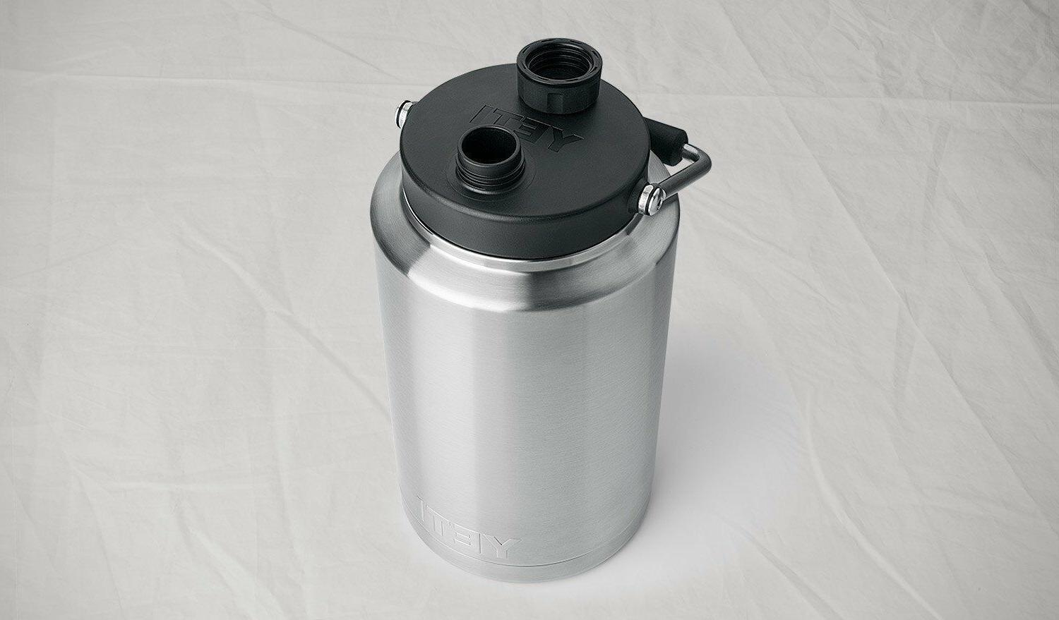 YETI Stainless Steel Gallon Jug with