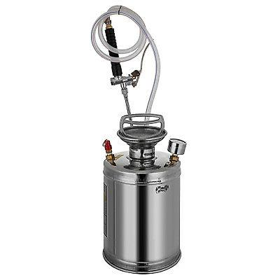 Stainless Sprayer Pumped Cleaning Gallon