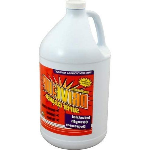 super cleaner concentrated degreaser