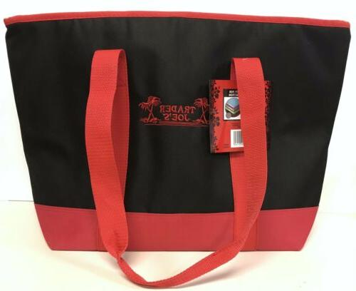 Trader Insulated Reusable Shopping Gallons