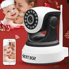 720P Wireless Wifi Pet Baby Monitor Two Way Audio Night Visi