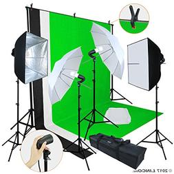 Linco Lincostore Photo Video Studio Light Kit AM169 - Includ