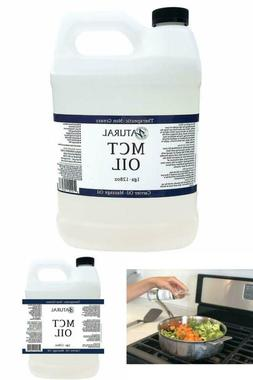 Zatural MCT Oil 1 Gallon NEW