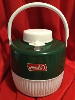 NEW ... Vintage  COLEMAN  1  Gallon  Snow  Lite  Jug  Cooler