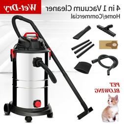 13.2 Gallon Portable Vacuum Cleaner 4in1 Wet Dry  Vac Shop 4
