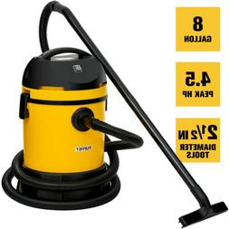 Portable 8 Gallon 3-in-1 Wet Dry Vacuum Cleaner Vac Shop 4.5