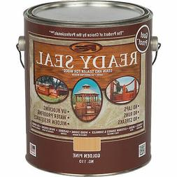 Ready Seal Exterior Wood Stain and Sealer - Golden Pine, 1 G