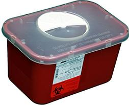 1 Gallon size | OakRidge Products Sharps Disposal Container