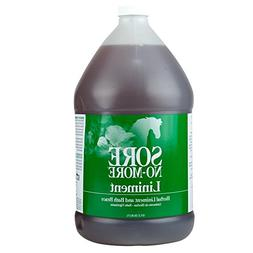 Sore No More Liniment Bottle
