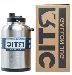 stainless steel 1 gallon jug holds
