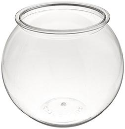 Koller Products BL10RPET Globe Fish Bowl, 1 gal